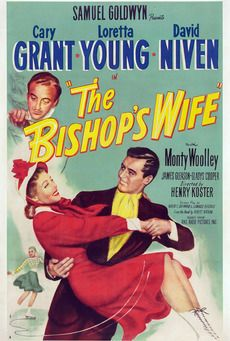 The Bishop's Wife - one of my favorite movies to watch during December