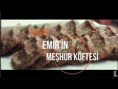 Kasap Emir'in Meşhur köftesi , Orhan usta , Antalya