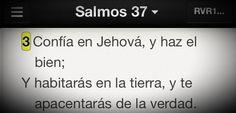 A veces puede ser difícil devolver bien por mal, pero merece la pena #Promesa Salmo 37:3