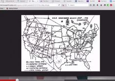 U.S. Underground Tunnel Map Wow Check This Out! | Alternative