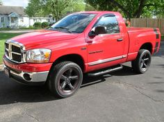 Previously, Ram was part of the Dodge lineup of light trucks