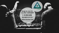 Feel the BEATS Book Dj's at:- booking@aouraa.com