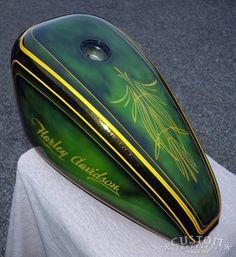 ☆ ☆ Custom Airbrushing - sportster-of-2001