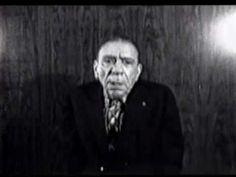 """Documentário """"Procópio no cinema"""" - 1978"""
