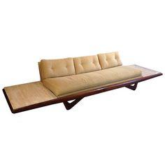 Image of Adrian Pearsall Craft Associates Sofa