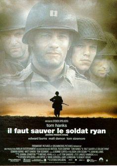 Il faut sauver le soldat Ryan est un film de Steven Spielberg avec Tom Hanks, Tom Sizemore.