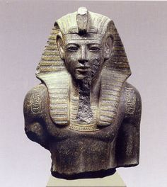 Merenptah, sucesor de Ramsés II