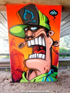 Graffiti Hall Of Fame Weert