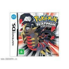 Pokemon Platinum - (Nintendo DS)