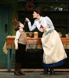 Broadway ~ Mary Poppins ♥'d it