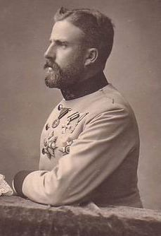 Ludwig Gaston Klemens Maria of Saxe-Coburg and Gotha September in Eben. - Ludwig Gaston Klemens Maria of Saxe-Coburg and Gotha September in Ebenthal – 23 January - Vintage Pictures, Old Pictures, Old Photos, Vintage Gentleman, Vintage Men, Moustaches, German Royal Family, Photos Originales, Daughters Of The King
