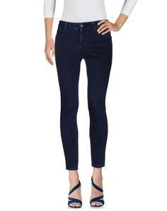 STELLA MCCARTNEY Denim pants. #stellamccartney #cloth #dress #top #skirt #pant #coat #jacket #jecket #beachwear #