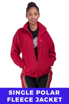 Designed and stitched in Kenya Soft Poly Fleece material High-Quality Viscose Threads from Germany for Embroidery Guaranteed Fair Trade (WFTO certified) Quality zipper Two front pockets Availability: In Stock Fleece Jackets, African Dashiki, Polar Fleece, West Africa, Unique Colors, Fair Trade, Kenya, Germany, Pockets