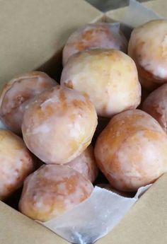 Gluten free doughnut holes...glutenfreeonashoestring.com