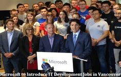 #Microsoft to #Introduce #IT #Development #Jobs in Vancouver. Read more...    https://www.morevisas.com/immigration-news-article/microsoft-to-introduce-it-development-jobs-in-vancouver/4587/