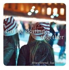 Best Friend Bucket List