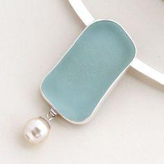 Sea Glass Jewelry for Your Beach Wedding - Mon Cheri Bridals