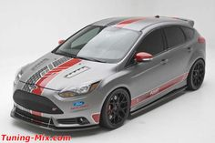 ford focus st | Ford Focus ST Tanner Foust edition 2013 por Cobb Tuning