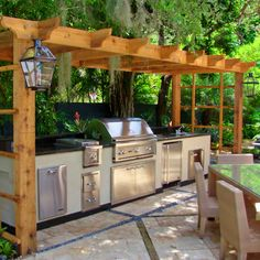 Gonna get an outdoor kitchen this spring.