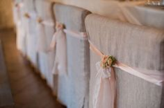 Оригинальные идеи для украшения стульев на свадьбу! : 37 сообщений : Блоги невест на Невеста.info
