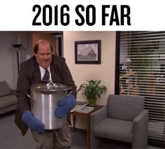 gif 2016 meme the office kevin malone #humor #hilarious #funny #lol #rofl #lmao #memes #cute