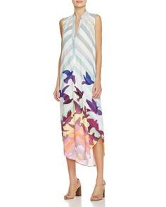 Mara Hoffman Prismatic Shirt Dress | Bloomingdale's