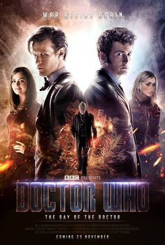 Doctor Who - 50th