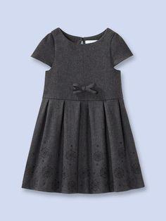 Jacadi Gloopi Flannel Dress