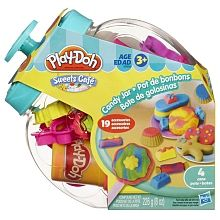 PLAY-DOH - Sweet Shoppe Candy Jar Set