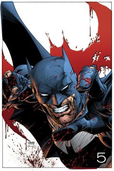Jim Lee - Batman ↩☾それはすぐに私は行くべきである。 ∑(O_O;) ☕ upload is LG G5/2016.10.07 with ☯''地獄のテロリスト''☯ (о゚д゚о)♂