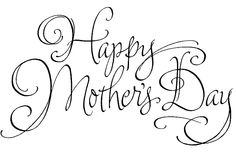 Happy Mothers Day Images Black And White Happy Mother S Day 2016 Happy Mothers Day Images Mothers Day Images Happy Mothers Day Clipart