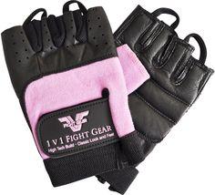1v1 Women's Weightlifting Gloves