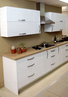 Builders Warehouse pre made kitchen cupboards