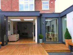 Builders/ Flat Roofers/ Joiners-Teesside - Garden Room Extensions
