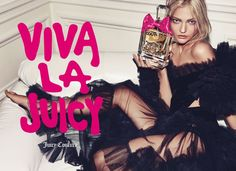 The Viva la Juicy girl never turns down a glass of champagne or the chance to get into the tiniest bit of trouble. Viva la Juicy combines delicious wild berries with creamy vanilla and bright jasmine.