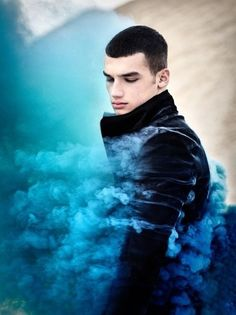 True Blue, Light Blue - A-MEN - Men fashion, style, tailoring, sartorial tips, menswear fashion shows reviews and male grooming. In pure hedonistic style. For men only.