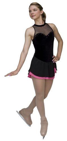 Chloe Noel Skating Dress DSV51