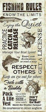 Fishing Rules #fishinghooks