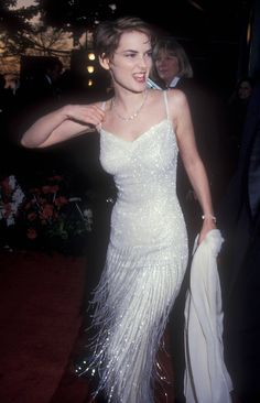 Winona Ryder at the 66th Annual Academy Awards, March 1994