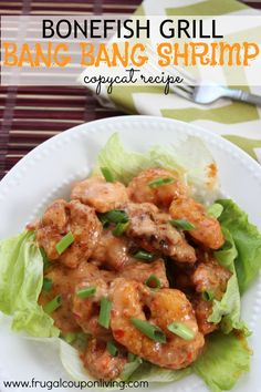 Bonefish Grill Bang Bang Shrimp Copycat Recipe #recipe #copycat #shrimp #bonefish