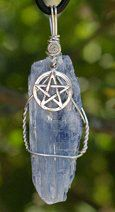 Hand crafted pagan jewelry Water Element by Wickedstones.com