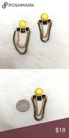 🚨FINAL PRICE🚨Punk Chain Earrings New S Rosebud Fashions Jewelry Earrings