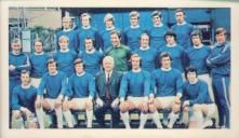 Nigel's Webspace - 1971/72 Daily Mirror, Star Soccer Sides Bristol Rovers Fc, Carlisle United, Rotherham United, Northampton Town, Exeter City, Bradford City, Huddersfield Town, Coventry City, Hull City