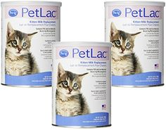 PetLac Milk Powder for Kittens 105Ounce Each 3 Pack -- For more information, visit image link.