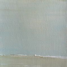 """4"""" x 4"""" oil painting minimalist beach by Judy Jacobs"""