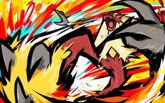 Blaziken | Blaze Kick by ishmam on DeviantArt