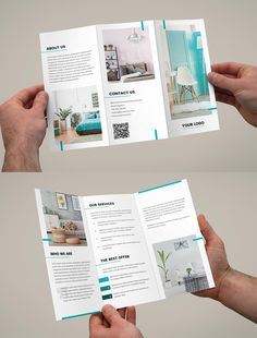 Today, we are sharing 20 Modern Brochure Design Ideas & Template Examples for Your 2019 Projects Company Brochure Design, Graphic Design Brochure, Corporate Brochure Design, Creative Brochure, Graphic Design Posters, Business Brochure, Flyer Design, Web Design, Product Brochure