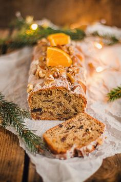 MniuMniu - Kuchnia roślinna: WEGAŃSKI KEKS EARL GRAY Vegan Recipes, Cooking Recipes, Vegan Christmas, Earl Gray, Vegan Sweets, Bread, Baking, Fruit, Hani