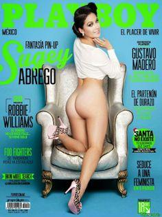 Sugey Abrego Revista PlayBoy México Diciembre 2013 [PDF Digital] | FamosasMex