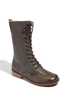 buy popular de78e 72044 Kickers  Rootsdoc  Boot available at Nordstrom Dark Brown, Combat Boots,  Shoe Boots